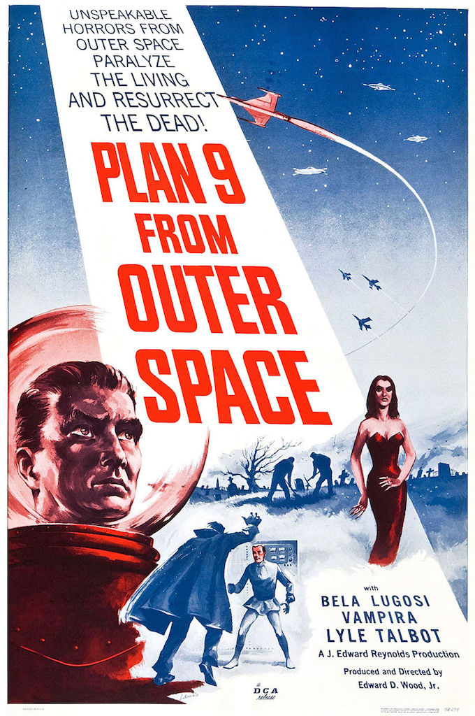 Plan 9 From Outer Space Worst Movies