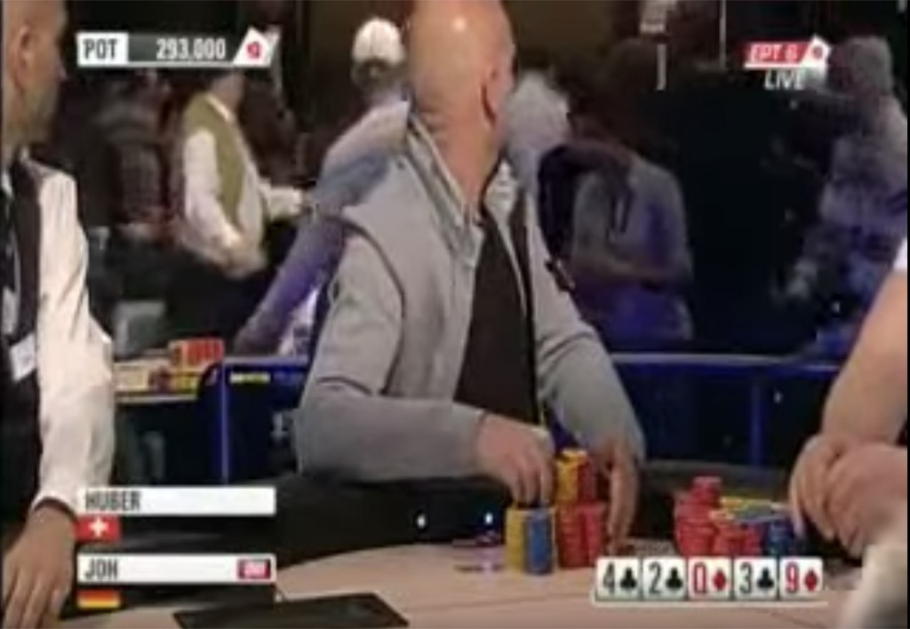 poker tournament robbed crazy live tv moments