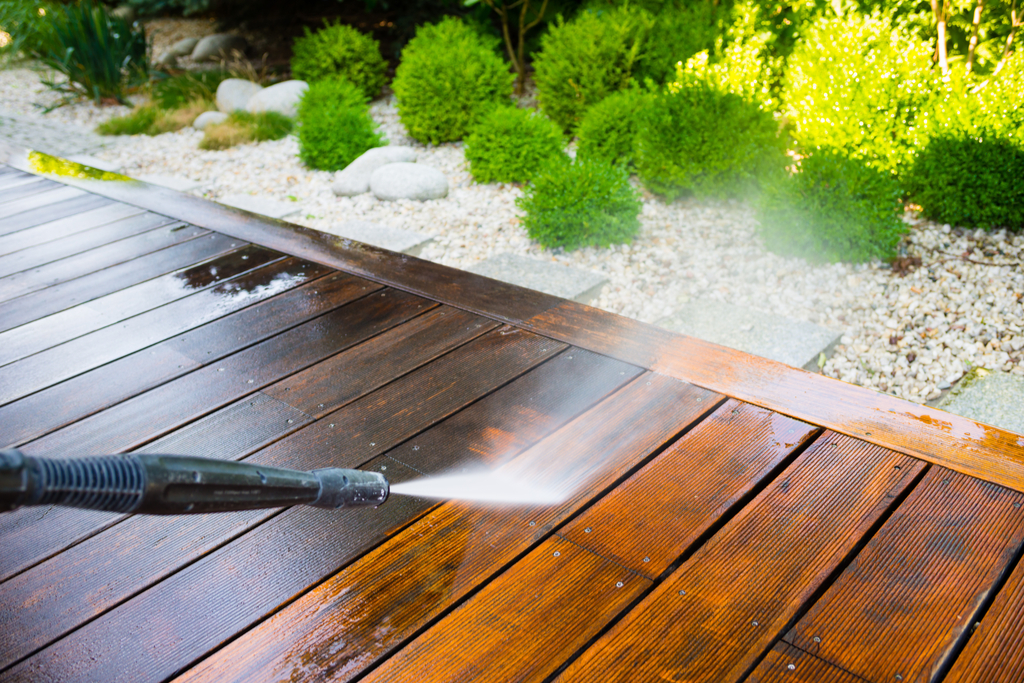 Pressure Washing Home Boosting Your Home's Curb Appeal