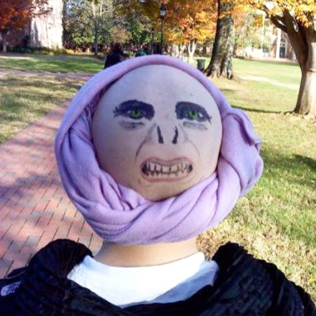 quirrell harry potter costume