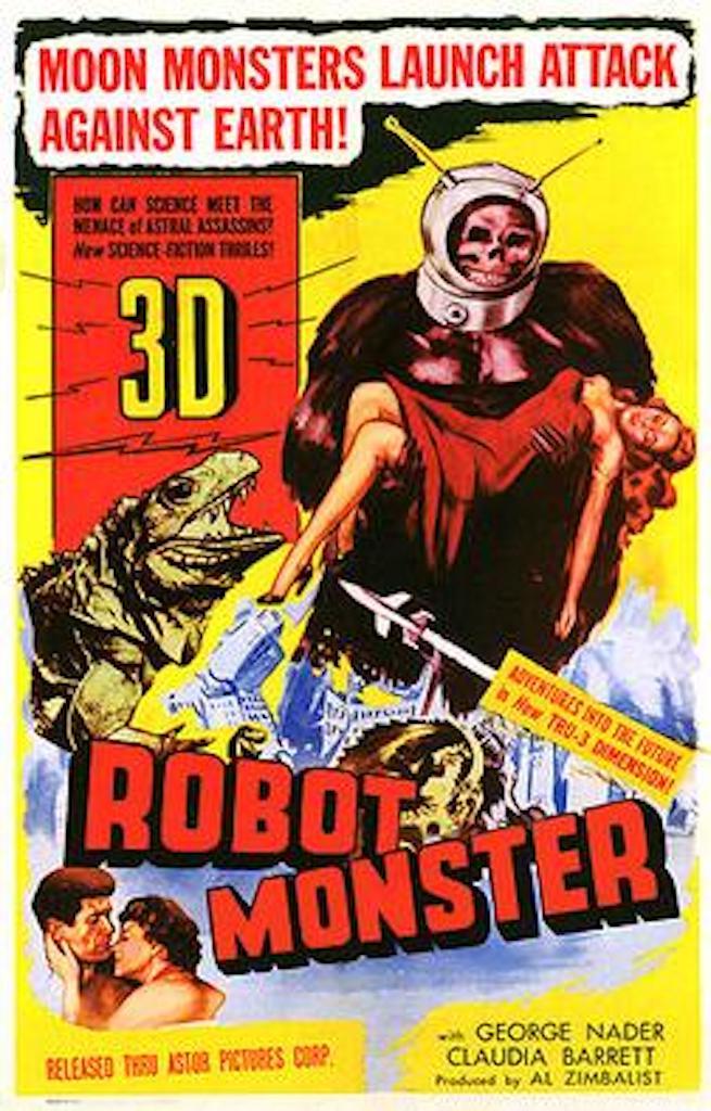 Robot Monster Worst Movies
