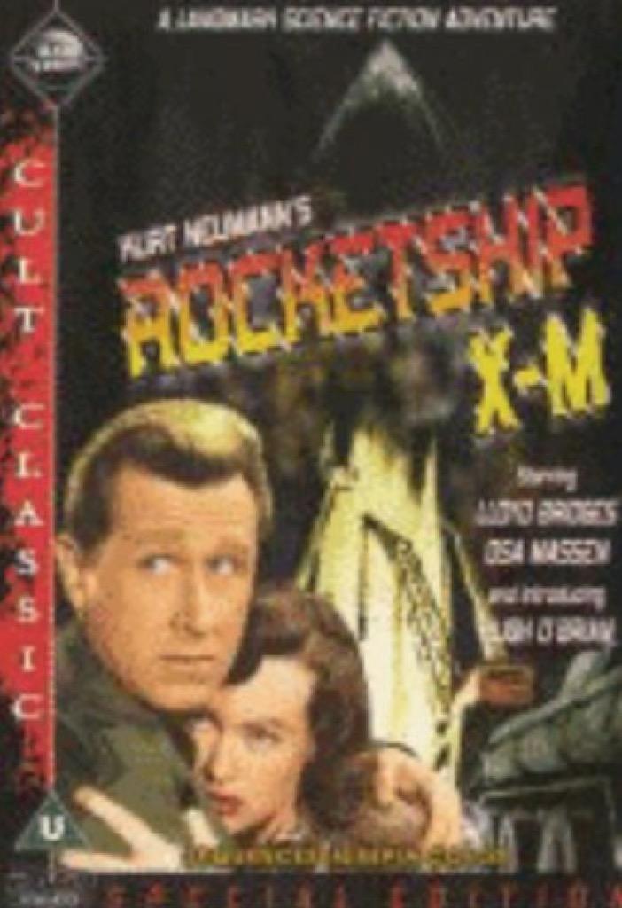 rocketship x-m movie cover
