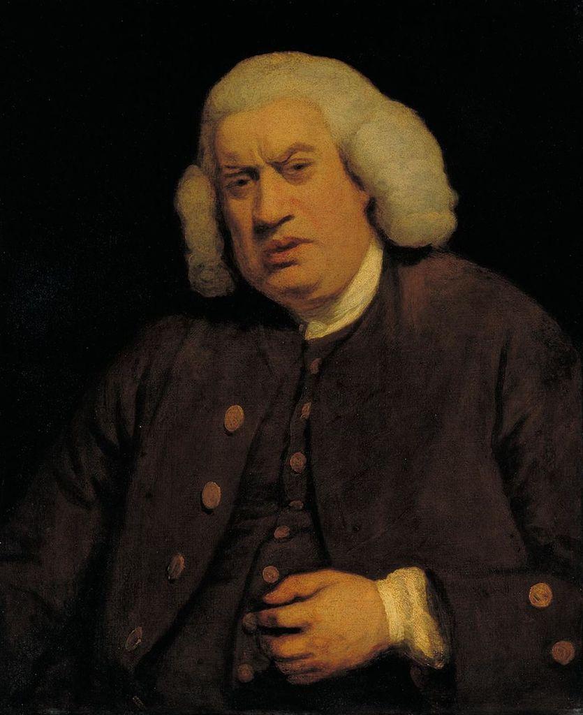 Samuel Johnson Trivial Pursuit Questions