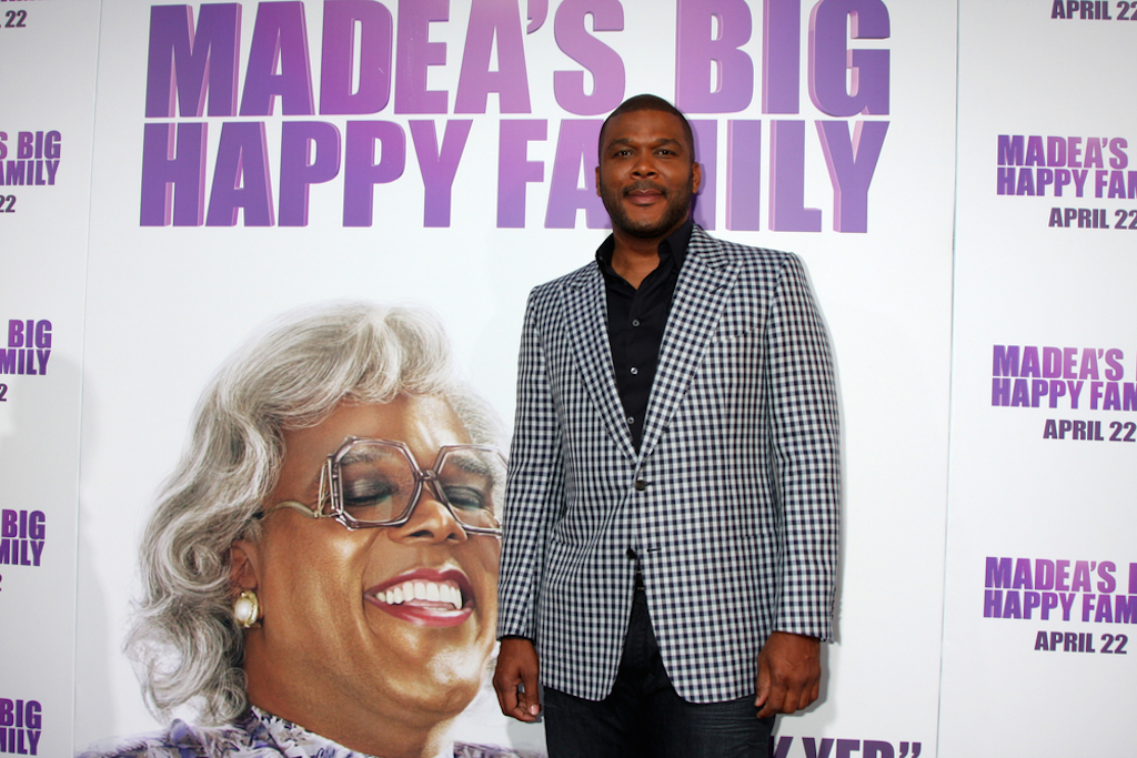 tyler perry, tall celebrities