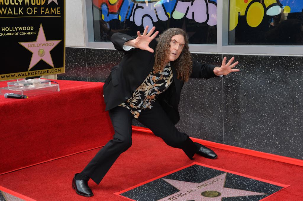 weird al yankovic celebrities turning 60