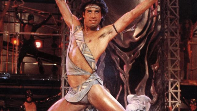 travolta in staying alive