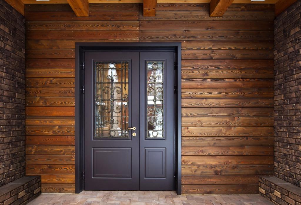 front door home upgrades with best return