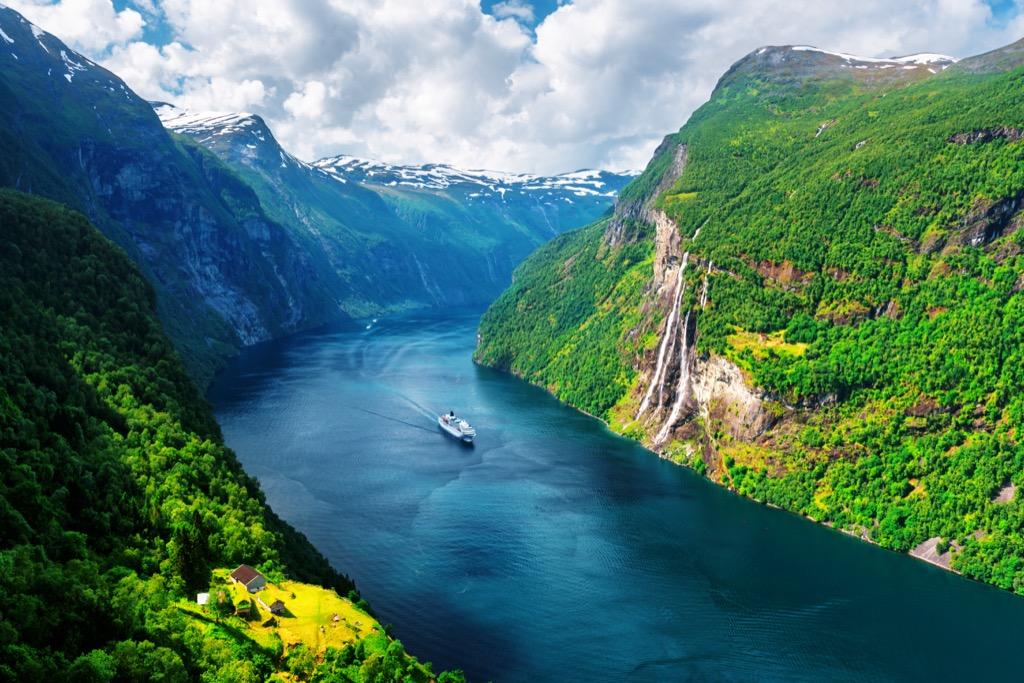 sunnylvsfjorden norway