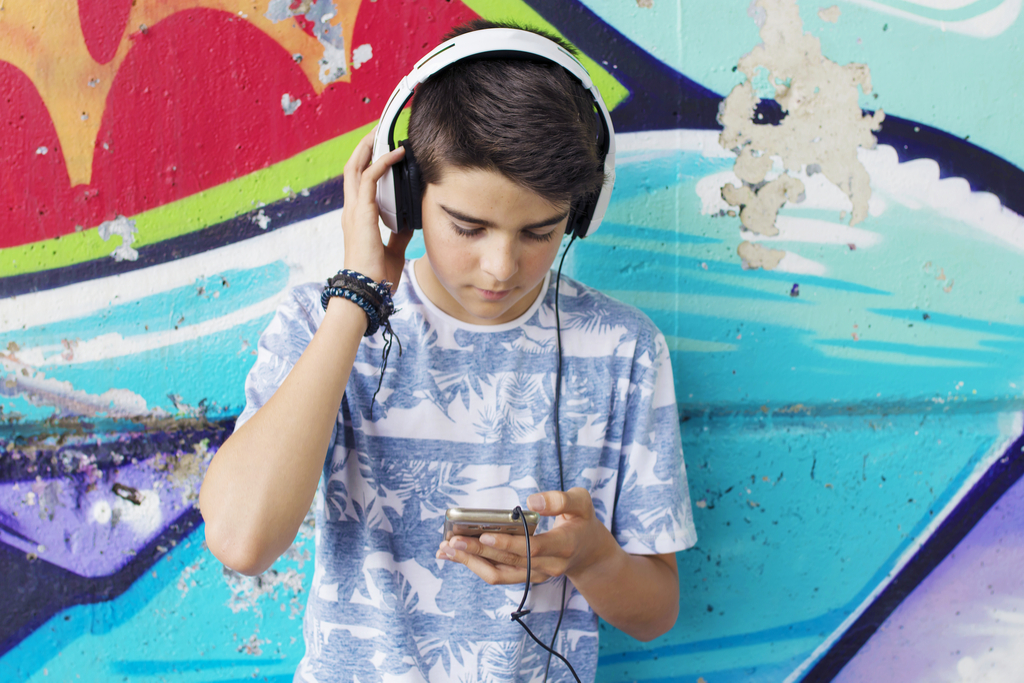 Teen with Headphones On Facts That Will Make You Happy You're Not a Teen Now