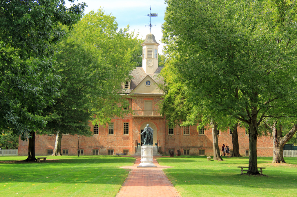 The College of William and Mary Oldest Universities in America