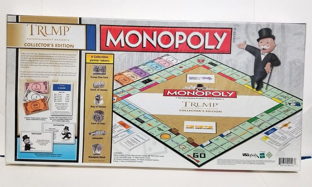 trump monopoly