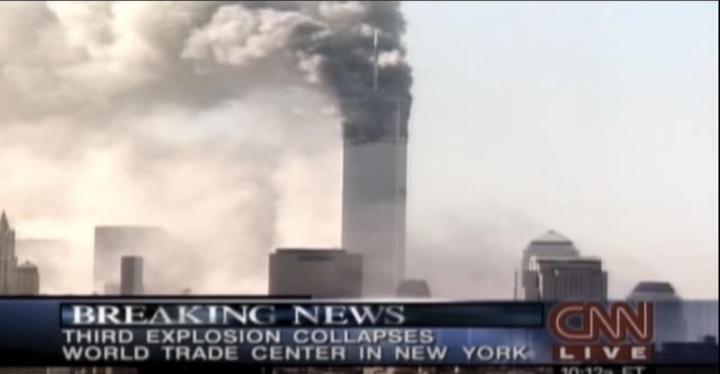 september 11 crazy live tv moment