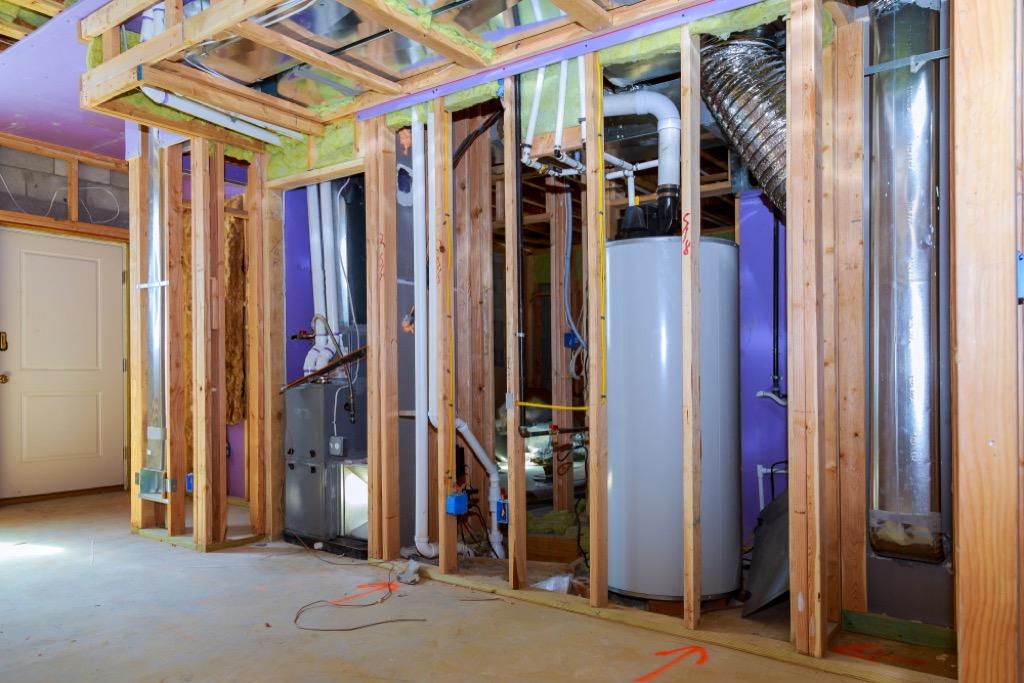 improve home value finishing basement