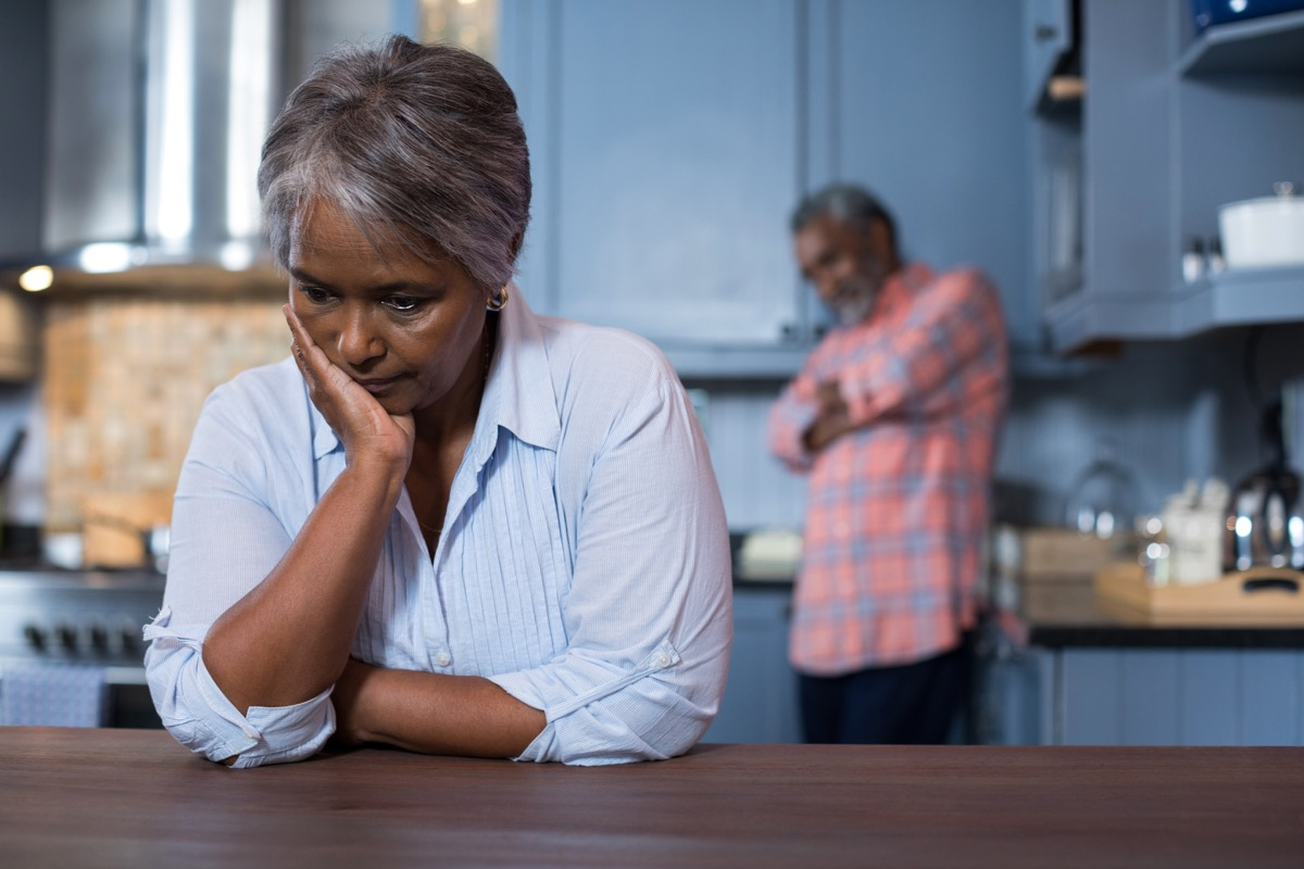 upset older woman, things that annoy grandparents