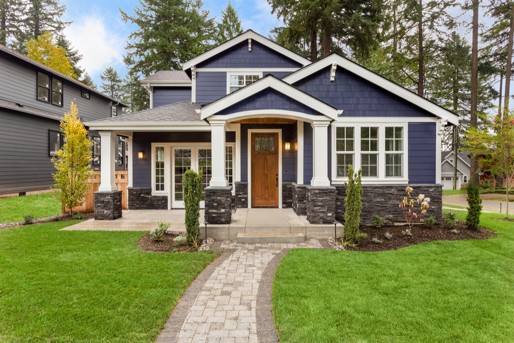 Walkway to Home Boosting Your Home's Curb Appeal