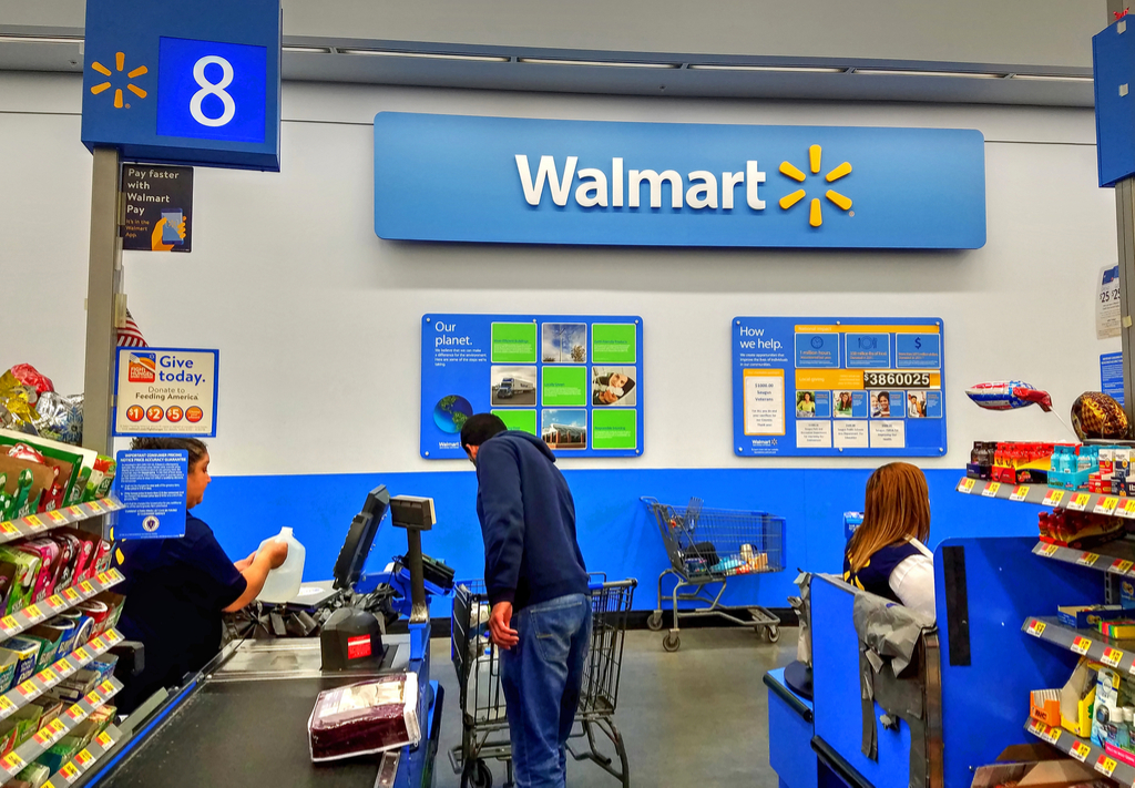 Walmart Checkout Retail Store Layouts Designed to Trick You