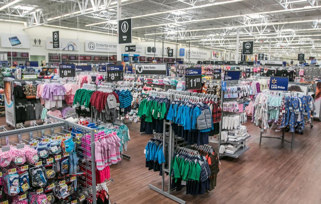Walmart Clothing Section Walmart Secrets