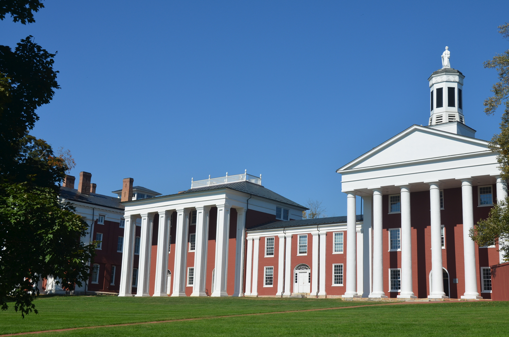 Washington and Lee University Oldest Universities in America