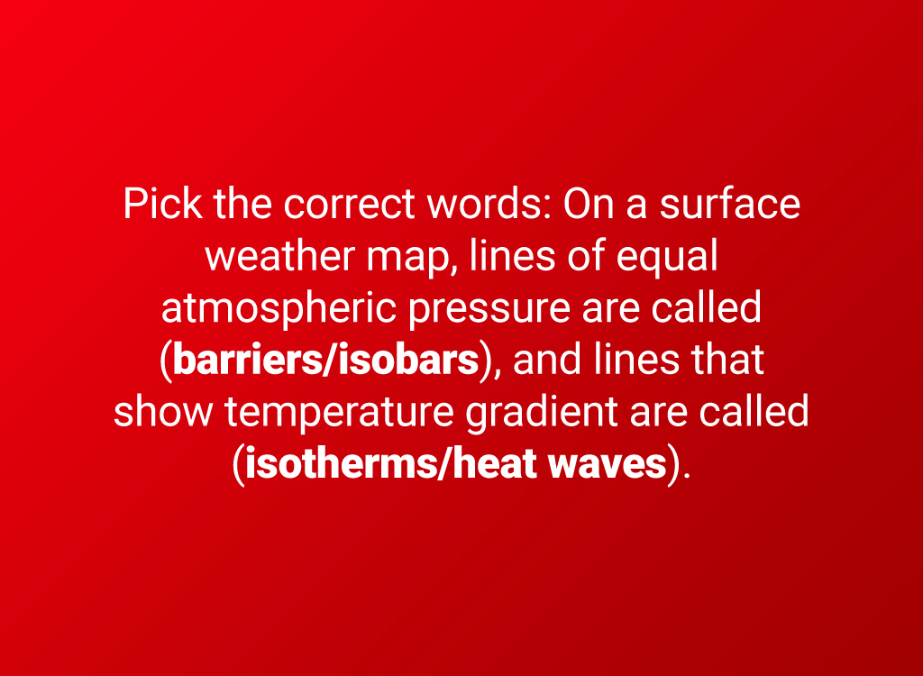 weather map question