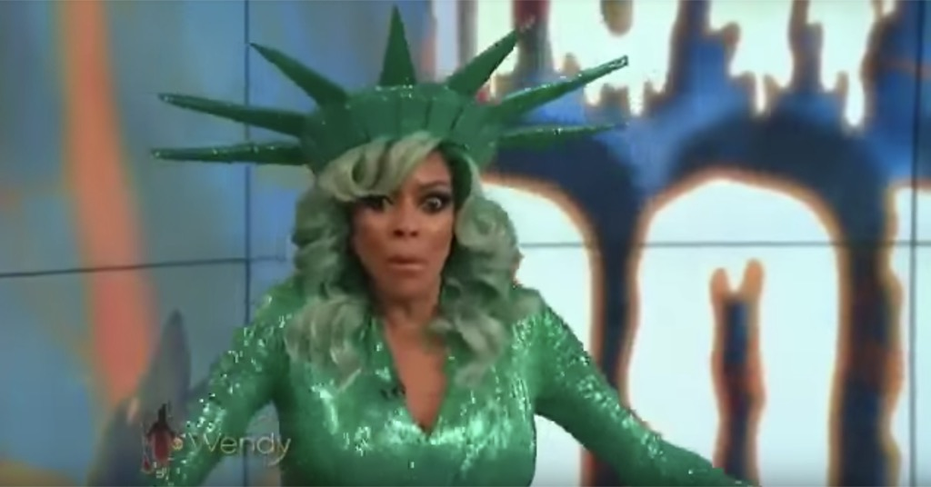 wendy williams crazy live tv moments
