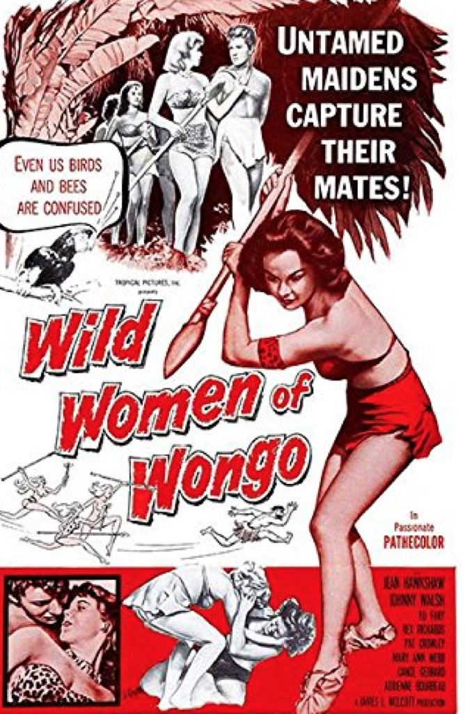wild women of wongo movie
