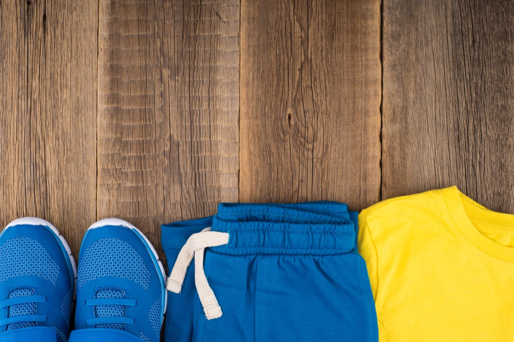 Workout Clothes {Weight Loss Secrets}