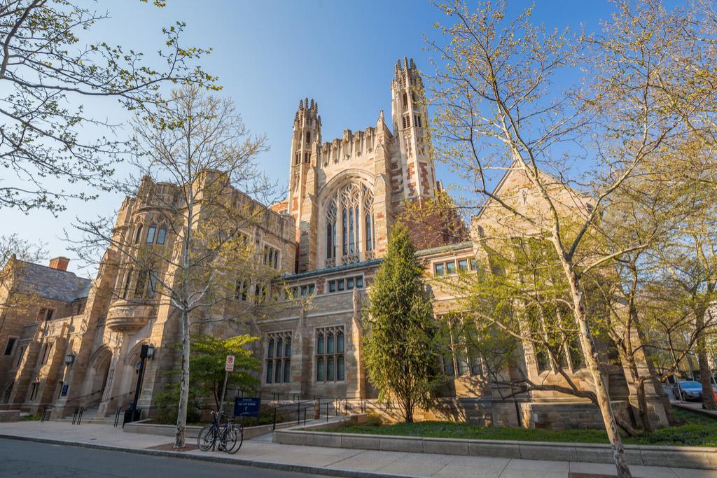 Yale University Oldest Universities in America
