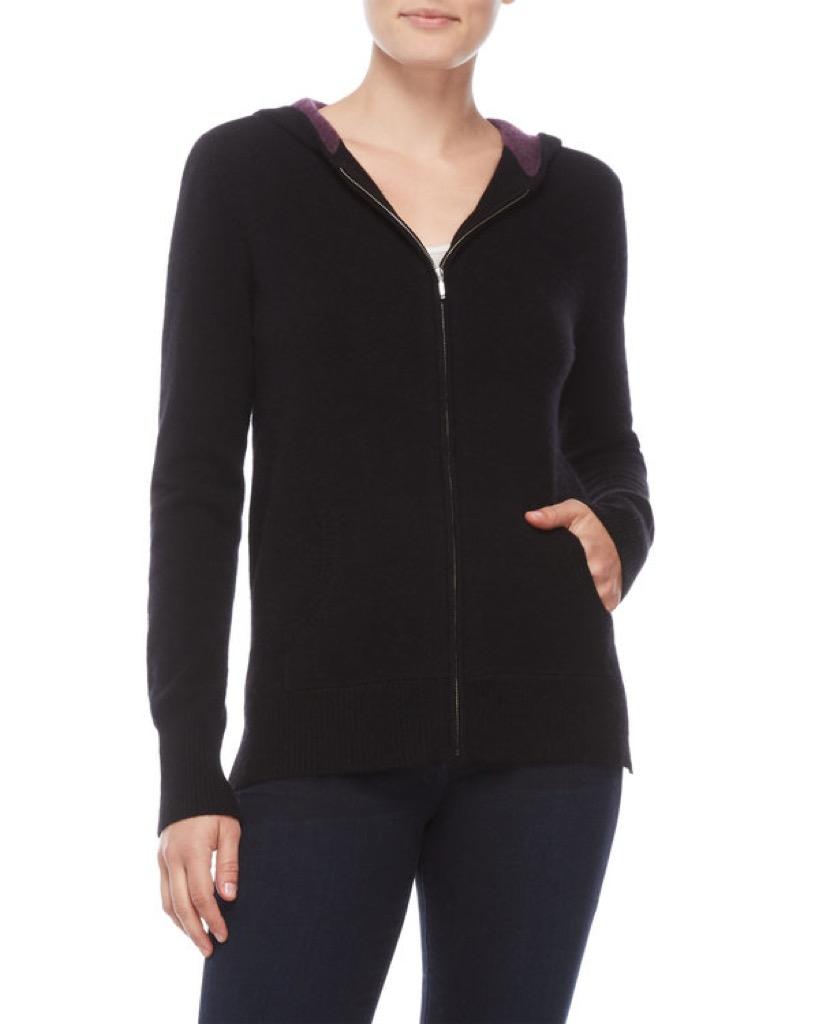 Pullover cashmere sweater