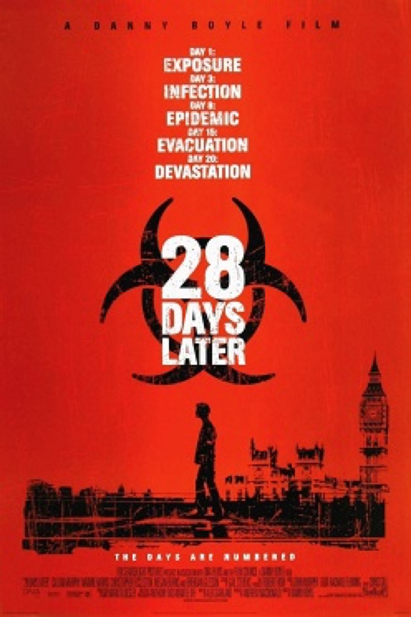 28 Days Later Happy Movies That Almost Got Sad Endings