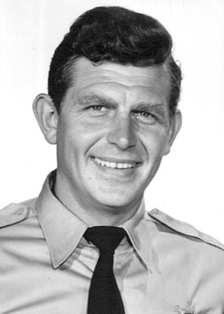 Andy Griffith Famous People Who Used to be Teachers