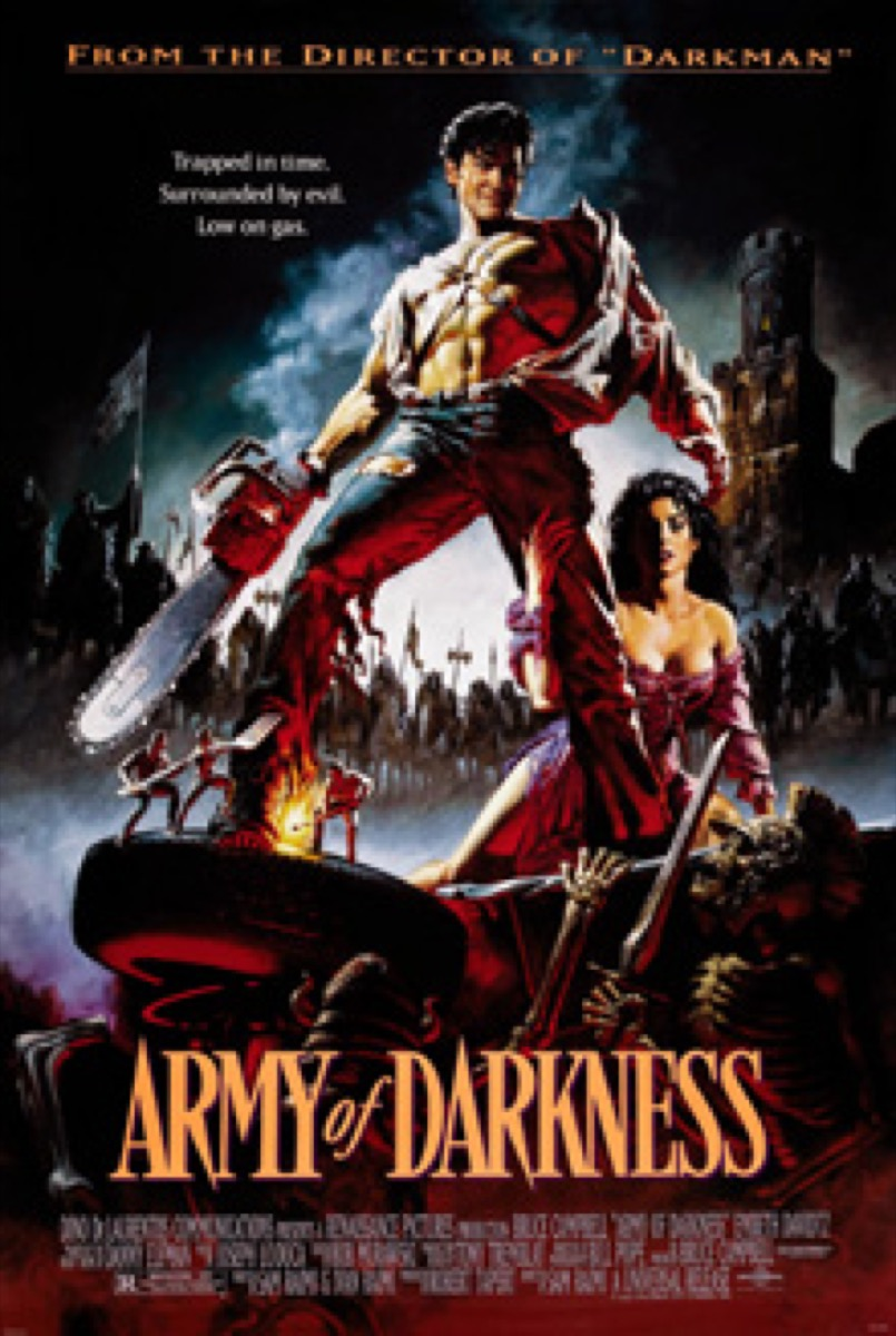 Army of Darkness Happy Movies That Almost Got Sad Endings