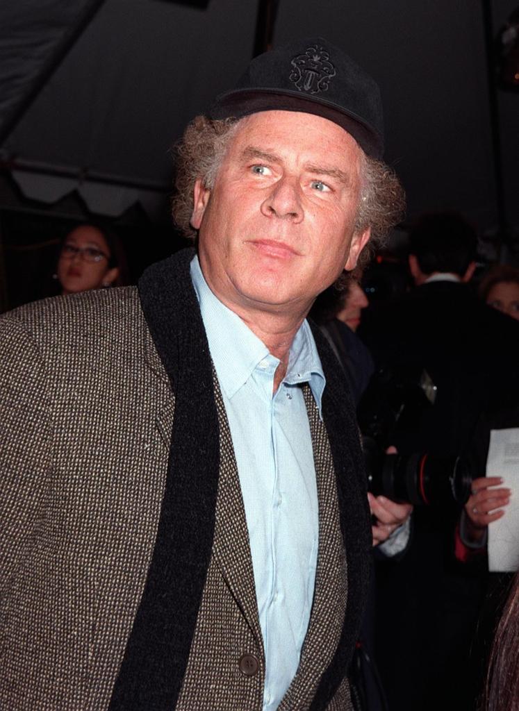 Art Garfunkel Famous People Who Used to be Teachers