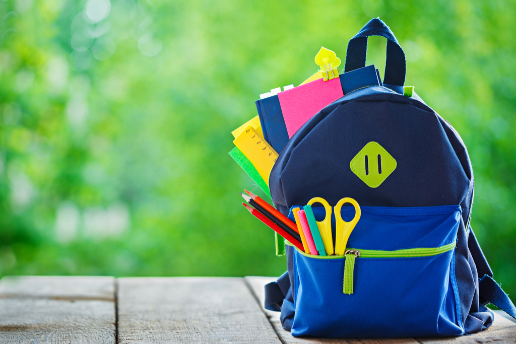 Backpack Triangle Surprising Features on Your Clothes