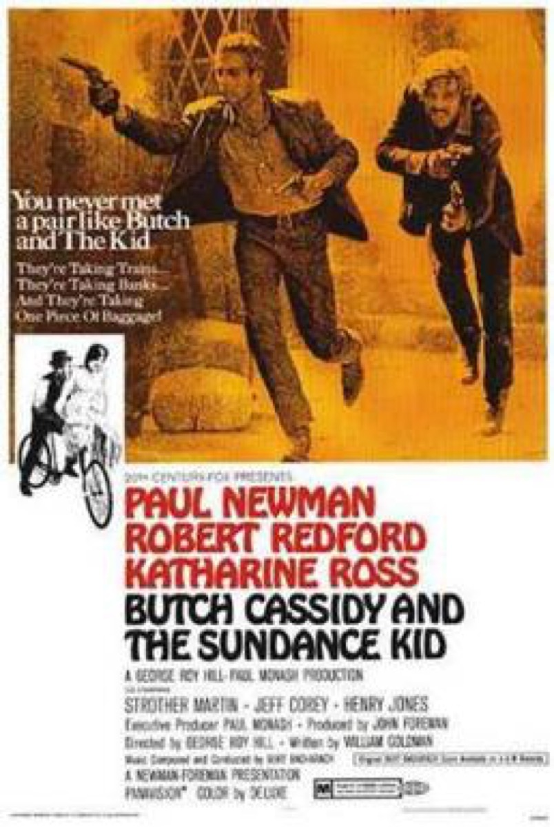Butch Cassidy and the Sundance Kid Happy Movies That Almost Got Sad Endings