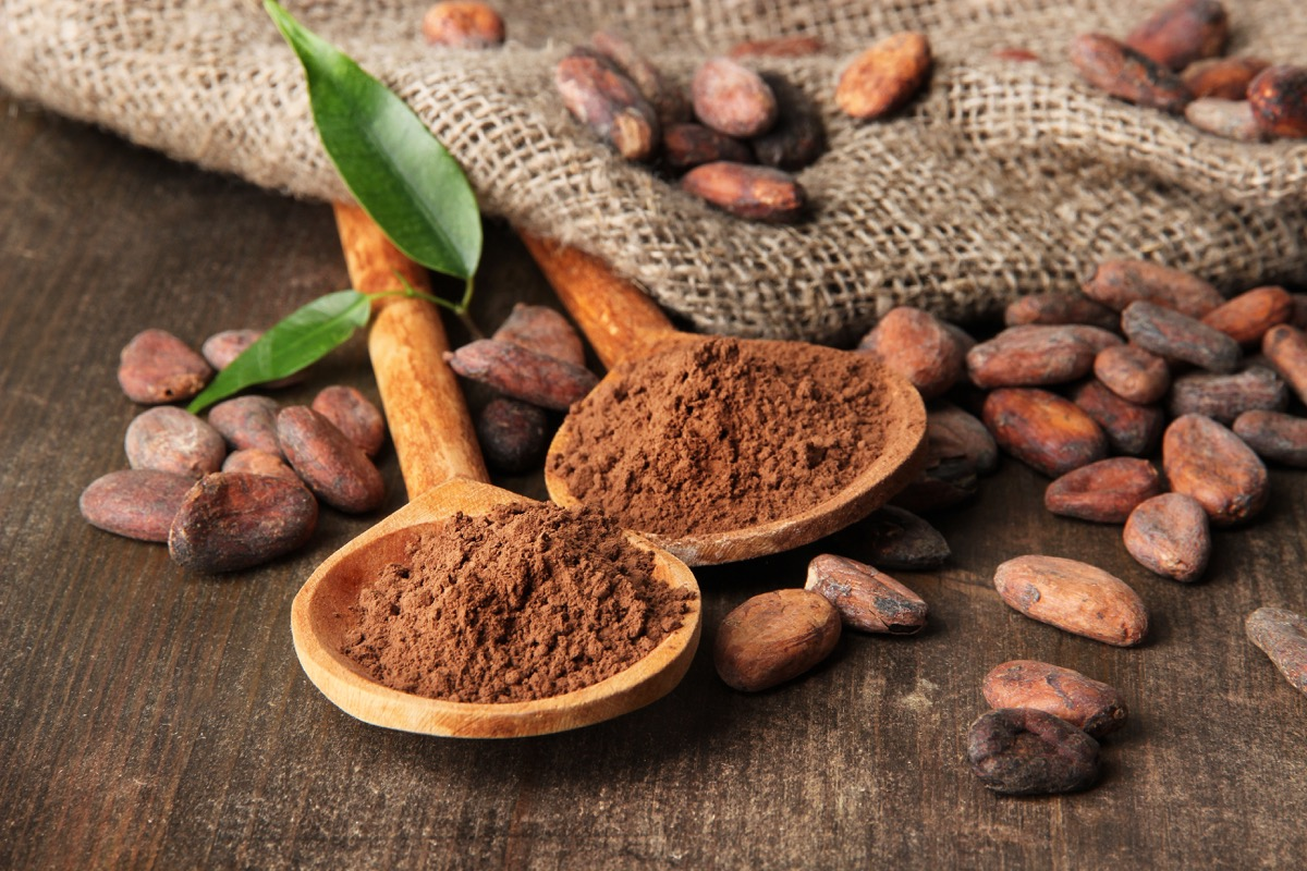 Cacao Powder habits linked to a longer life