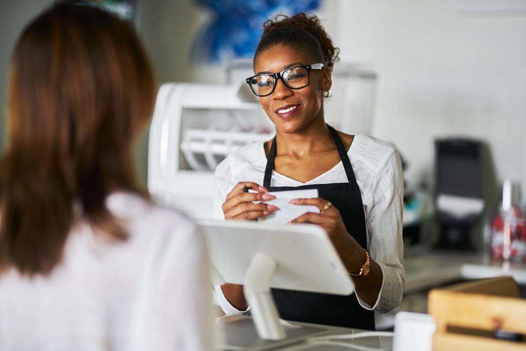 Cashier Helping a Customer {Target Shopping Secrets}