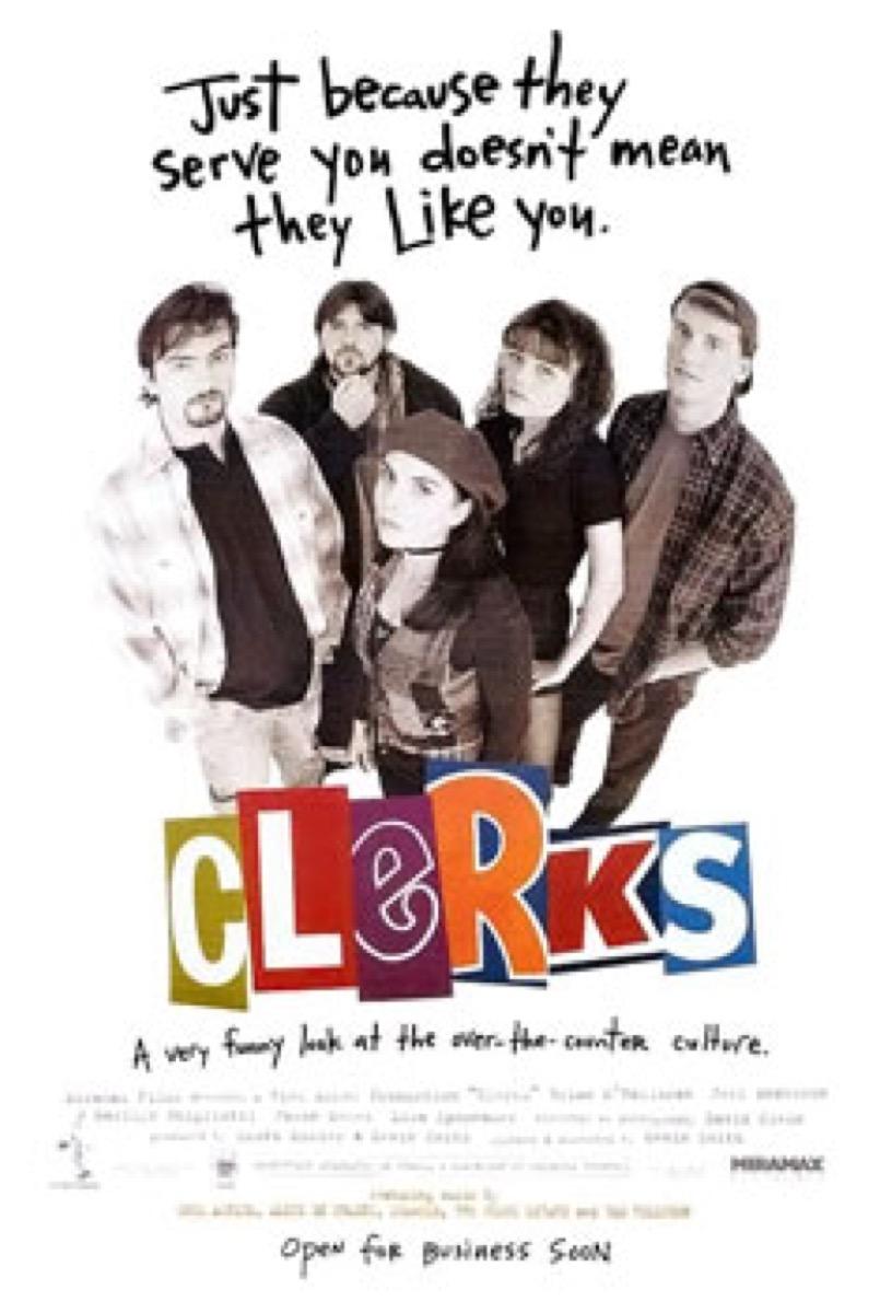 Clerks Happy Movies That Almost Got Sad Endings