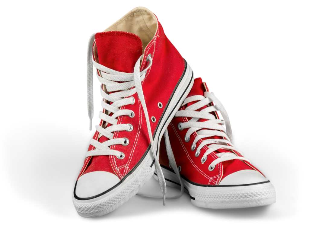 Converse Holes Surprising Features on Your Clothes