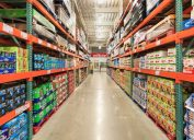 costco shopping aisle, craziest things brides and grooms have ever done