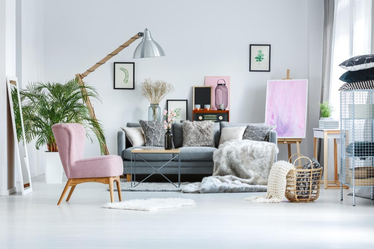 Cozy Accents Apartment celebrity home design tricks