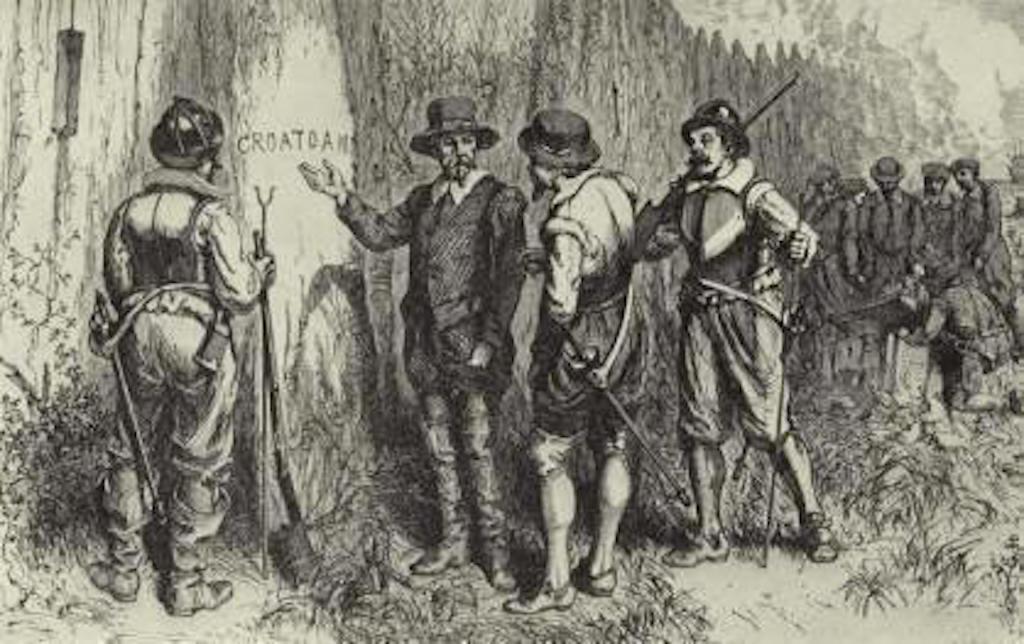 Croatoan History's Greatest Mysteries