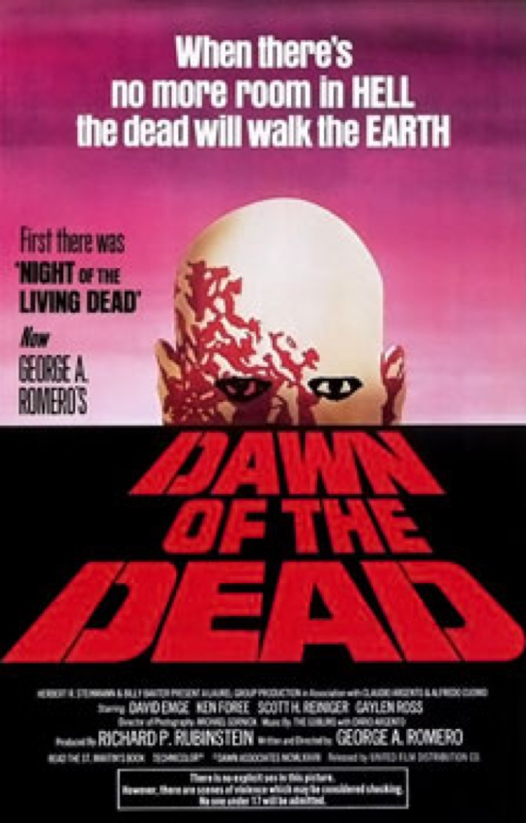 Dawn of the Dead Happy Movies That Almost Got Sad Endings