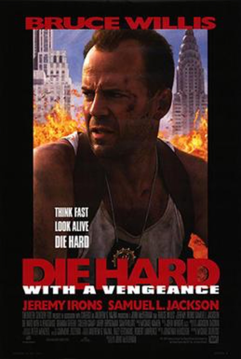 Die Hard With a Vengeance Happy Movies That Almost Got Sad Endings