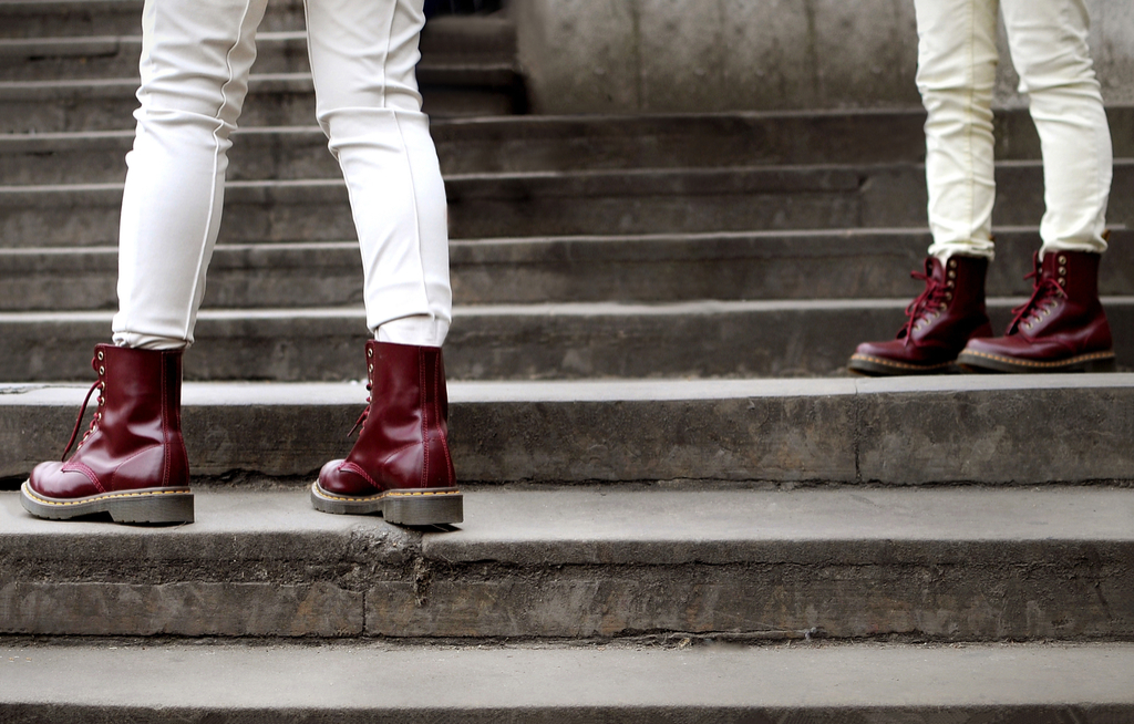 Dr. Martens Surprising Features on Your Clothes