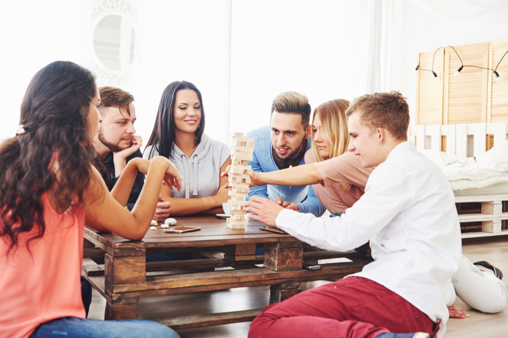 couples playing board games, date night ideas