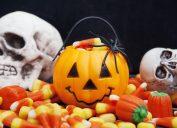 halloween decorations pile, halloween memes