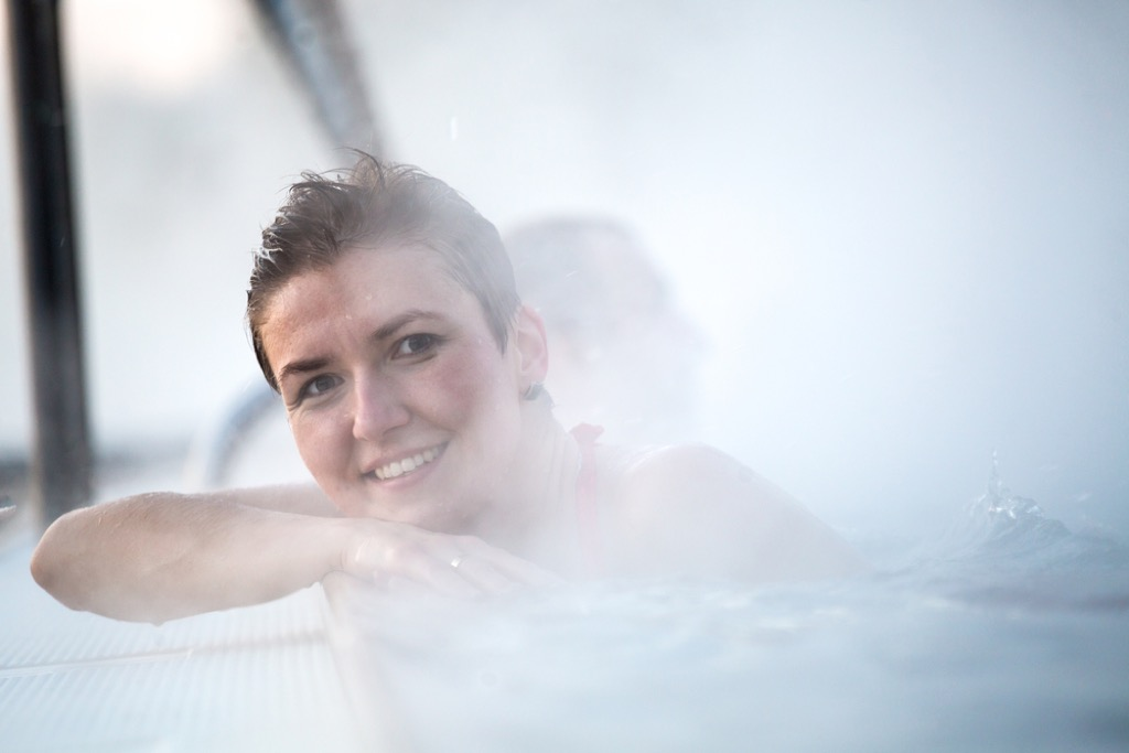 swimming romantic experiences