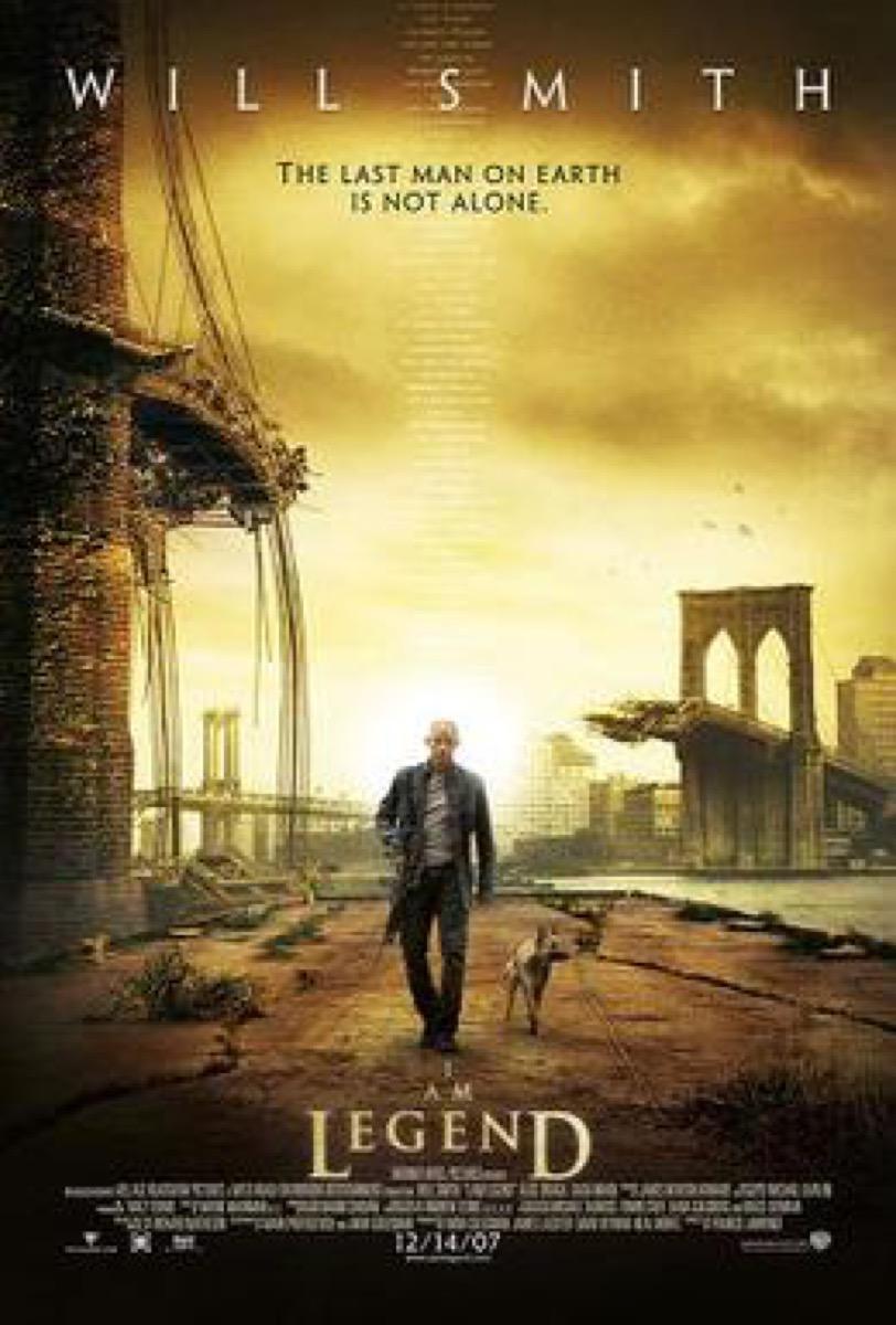 I Am Legend Happy Movies That Almost Got Sad Endings