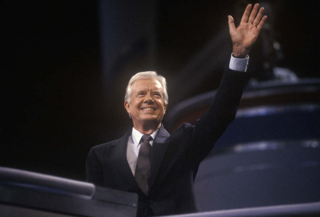Jimmy Carter Famous People Who Used to be Teachers