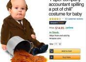the office halloween costume baby
